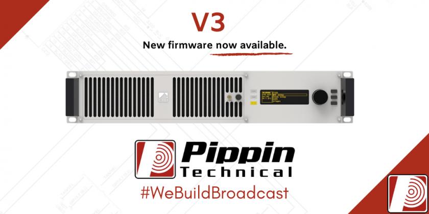 BW V3 Transmitter Firmware Update