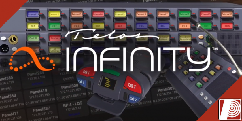 Telos Infinity v1.6 software now available