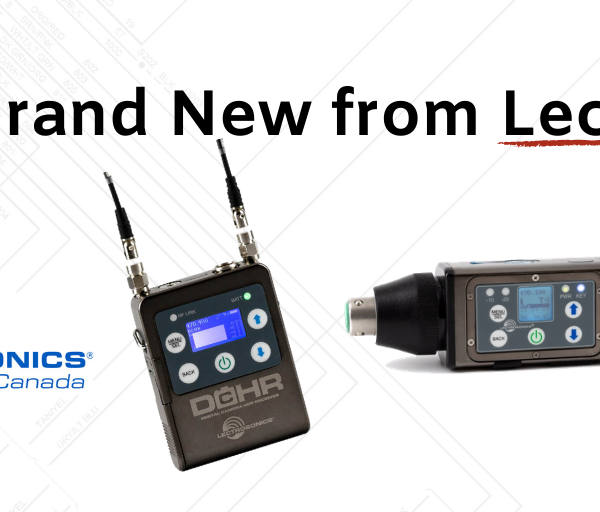 Production Gears Up & So Does New Gear from Lectrosonics