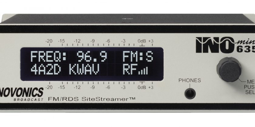 Recommended firmware upgrades for Inovonics models 635 and 638